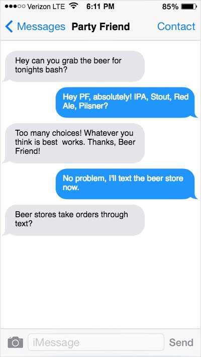 Supply Chain Text