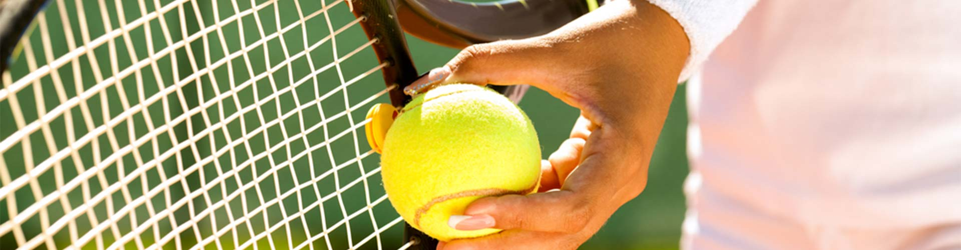 How Tennis Equipment Is Manufactured Banner